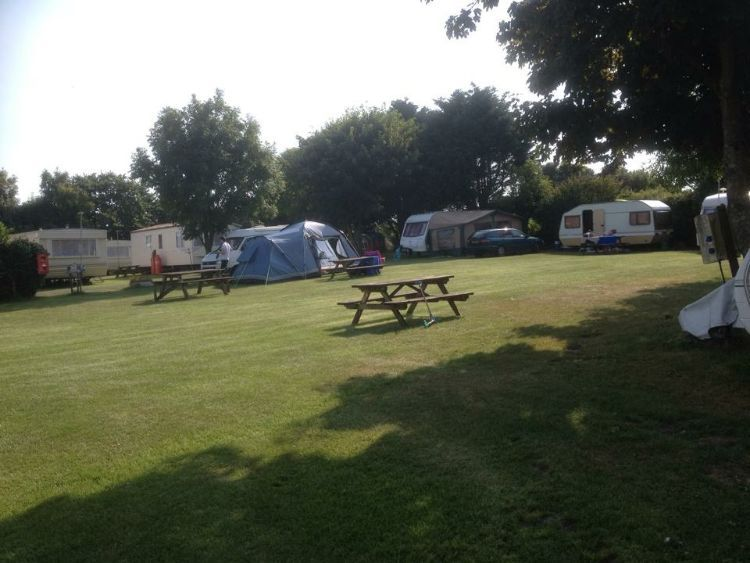 Camping and Caravanning in The Lizard